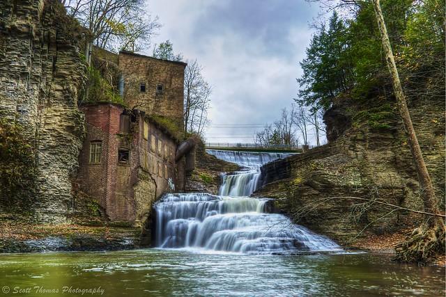 Wells Falls