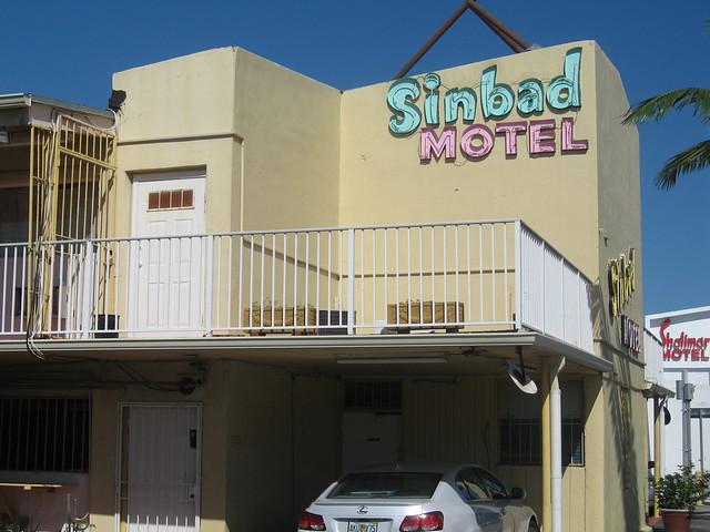 Sinbad Motel Miami Fl