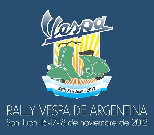 Rally Vespa de Argentina. San Juan 16 17 18 Noviembre 2012. by [º(o) ] Camerarider