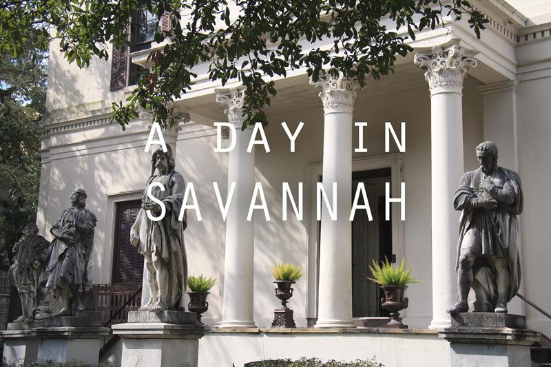 Savannah-Day-Trip