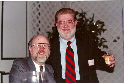 John Huffman and Barry Tayman