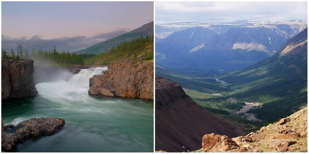Фотографии красивых мест россии