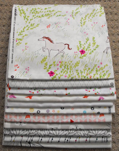 New fabric - Sarah Jane