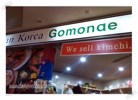 FOOD REVIEW RESTORAN KOREA GOMONAE PART 1
