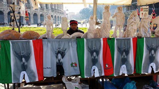 ROMA ARCHEOLOGIA e BENI CULTURALI: Fori Imperiali, da venerdì al via la pedonalizzazione totale fino al 4 maggio, IL MESSAGGERO (13|04|2014). Foto: Nathalie Naim, Comune di Roma consigliere (15|03|2014).