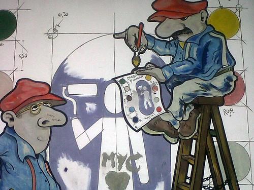 pintores iii