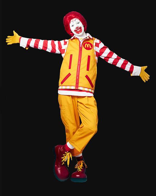 Ronald McDonald After
