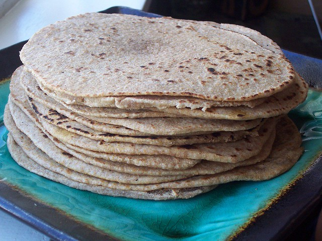 Wholewheat Kefir Tortilla Recipe -- Fermented foods taste amazing and are fabulous for your health! Try these great ideas to get your inspired! A great new years resolution!