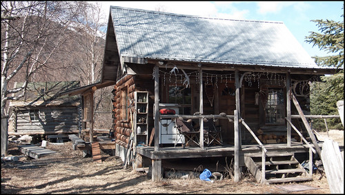 Cabin, Hope, AK