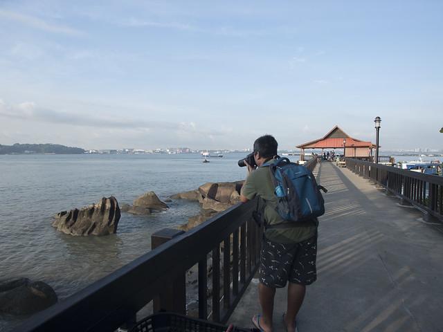 Birdwatching at Pulau Ubin for Pesta Ubin
