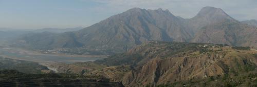 Panorama of Riasi
