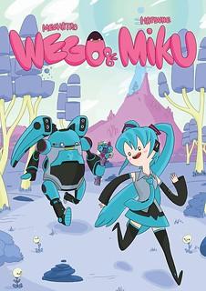 【新增官圖 & 販售資訊!】WeGo X Frederator X 初音未來 『初音 35機動機器人WeGo』2016AnimeExpo! 展覽限定!