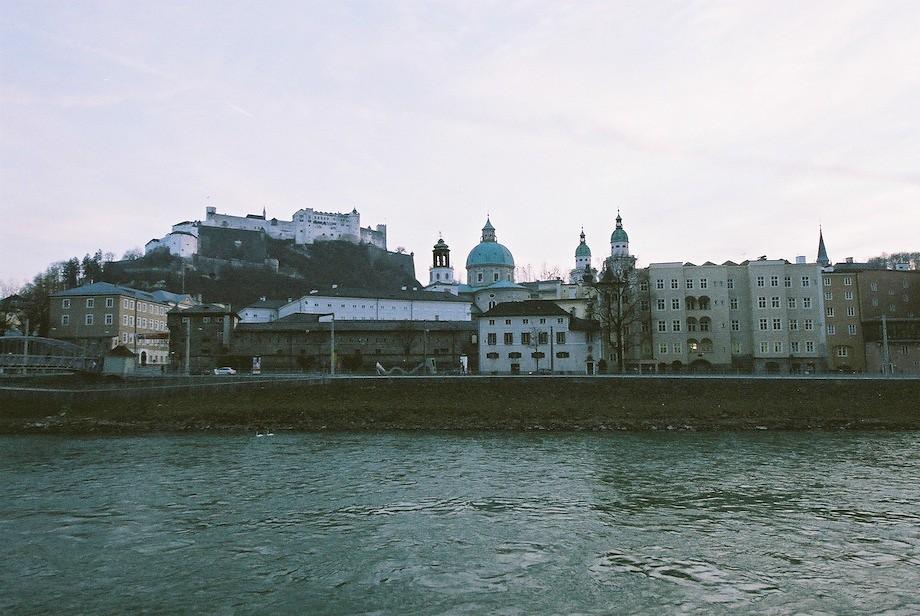 郝恩薩爾茲堡要塞(Festung Hohensalzburg)
