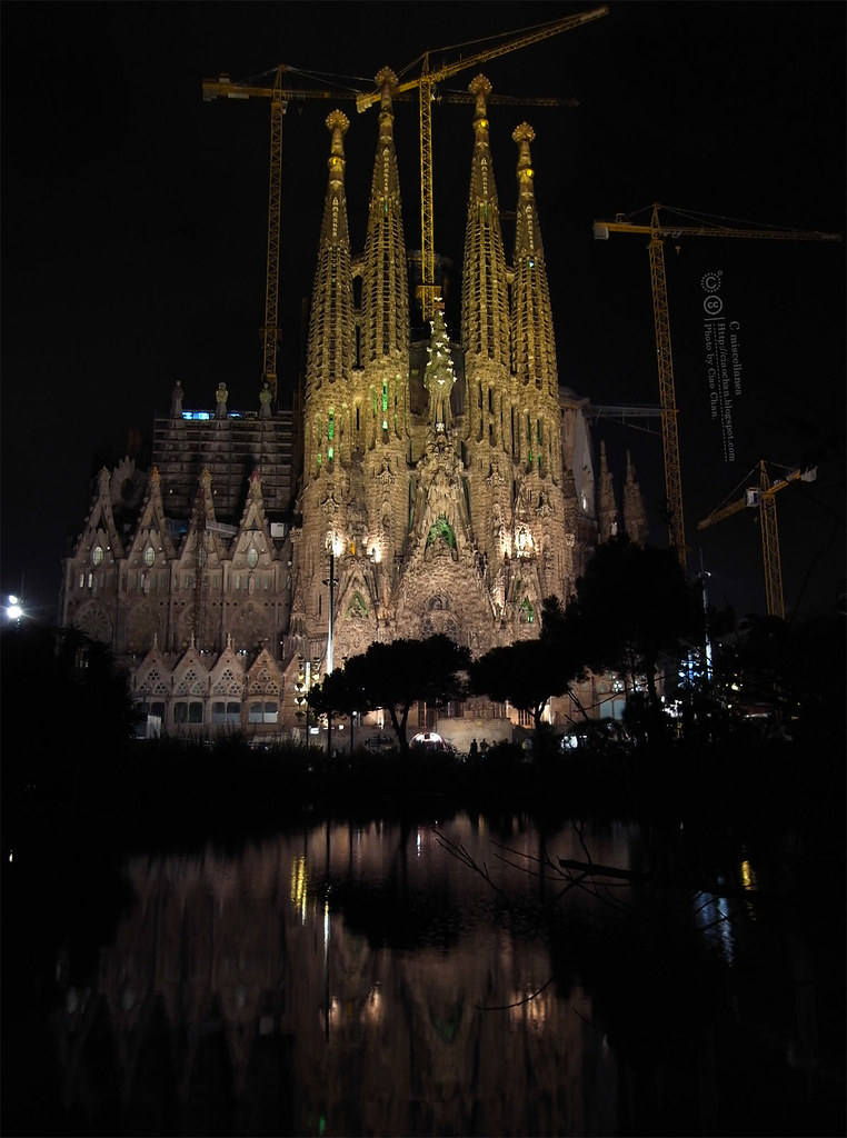 Hola Barcelona~巴塞隆納。最具規模的市場 La Boqueria聖約瑟市場R1042928