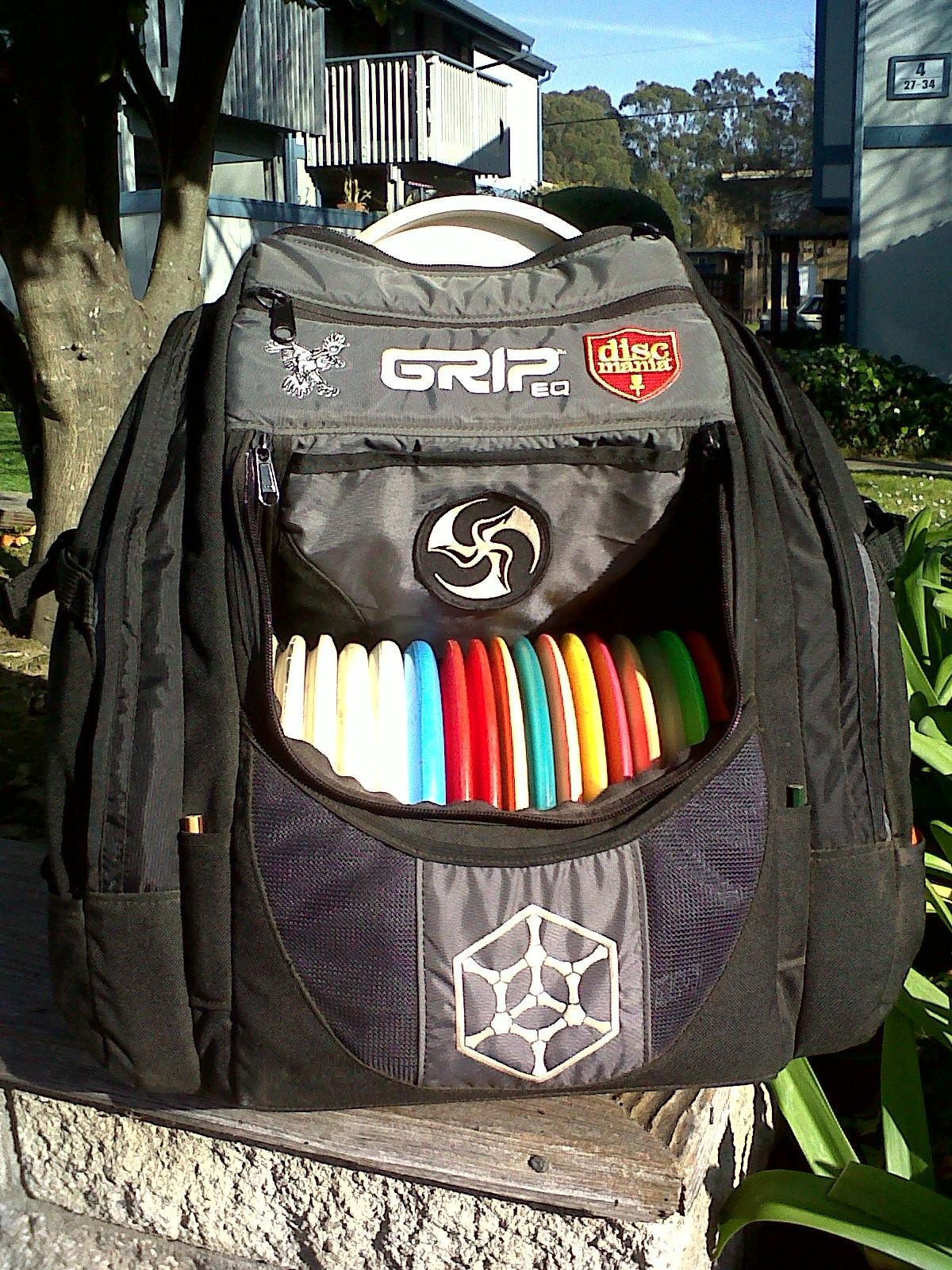Grip Equipment Bag - eBay Auction