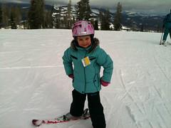 Little Skiing Abigail