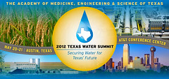 2012 Water Summit Banner