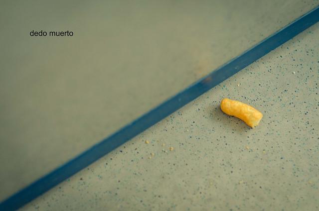 179/366: dedo muerto