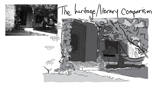 heritage/literary comparison