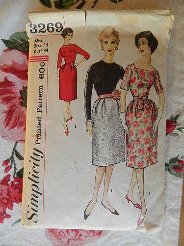 Vintage Simplicity 3269