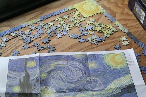 Sick Days: Puzzle
