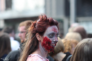 True blood zombie