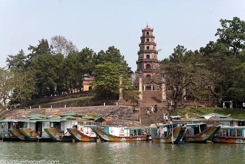 Chùa Thiên Mụ, Thiên Mụ Pagoda