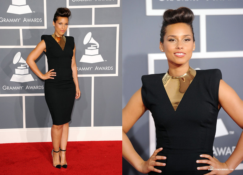 Alicia-Keys+GRAMMY+Awards+2012-2