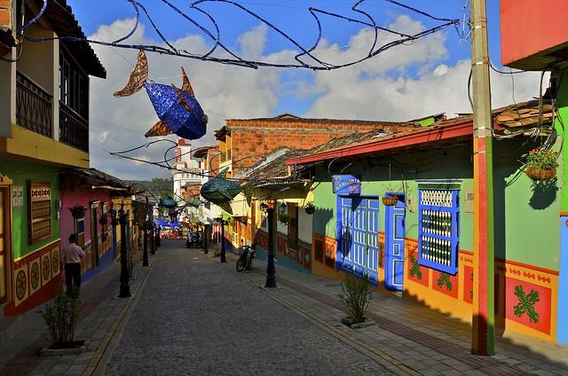 calle Guatape
