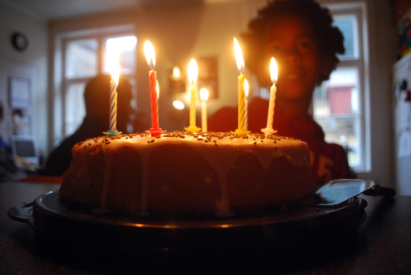 The 9th Birthday | The Birthday Candles