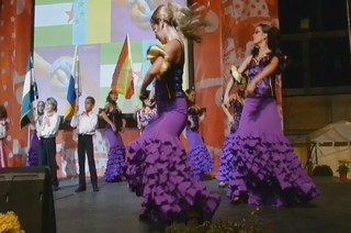 video 18 Ballet Paulina Gala Apertura V Feria Abril Las Palmas de Gran Canaria 2012