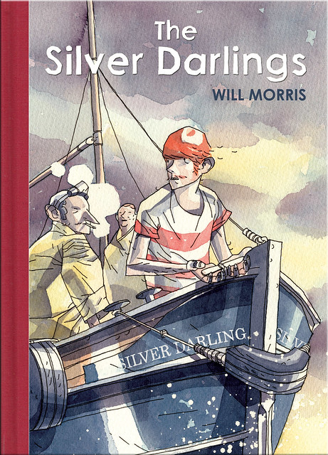 6996123879 a52e422889 z The Silver Darlings: Hardcover coming this Summer!