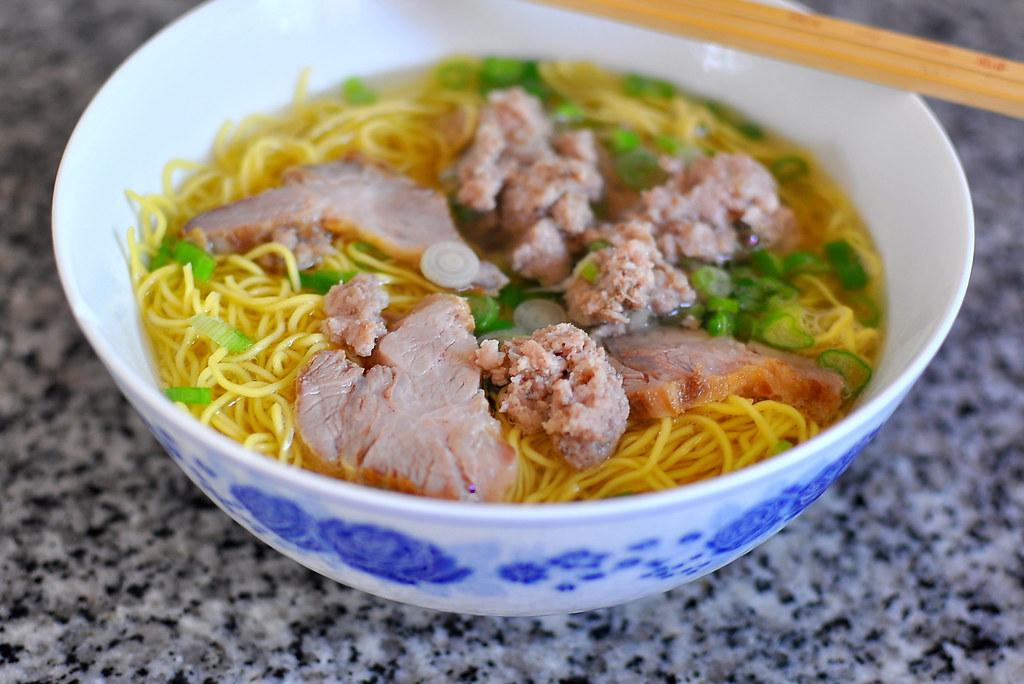 Hu Tieu Mi Recipe - Vietnamese Pork Noodle Soup | Gastronomy