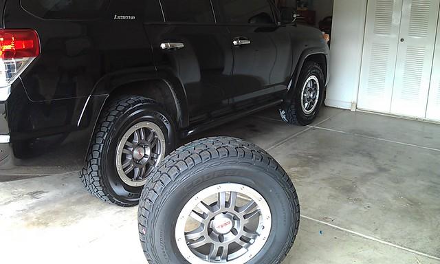 best all around tire.... - Page 4 - Toyota 4Runner Forum - Largest 4Runner Forum