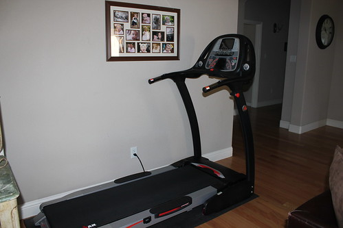 Trey Fixed my Treadmill! It Works Again!