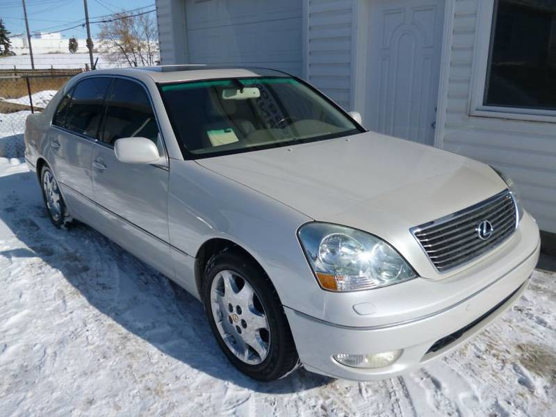 My Lexus LS430 daily winter beater project Beyond