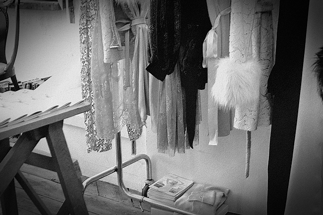 daisybutter - UK Fashion Blog: AW12, press day, nicole levy