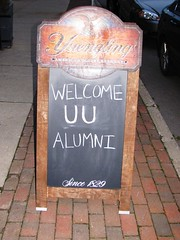 2012 UU Alumni Soccer Event