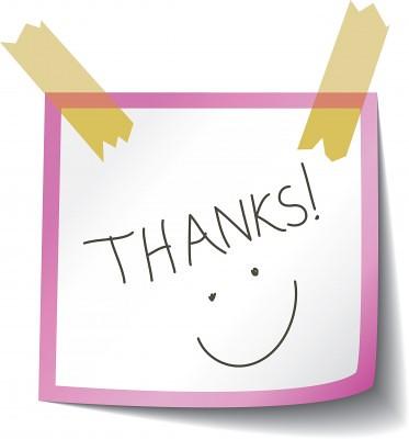 Smiley Thanks