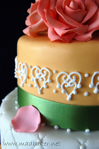 Royal Icing Close Up
