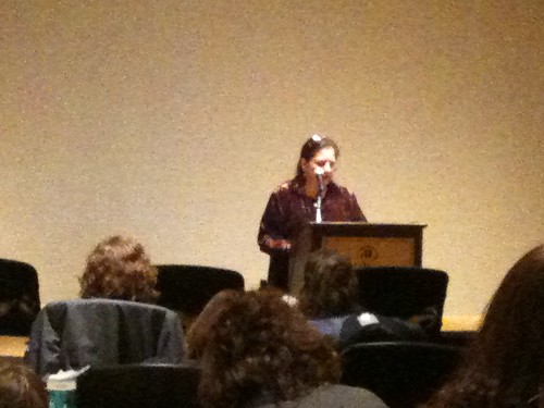 Jane Brox, Northwestern Univ. Writers' Festival