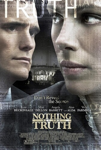 真相至上 Nothing But the Truth(2008)