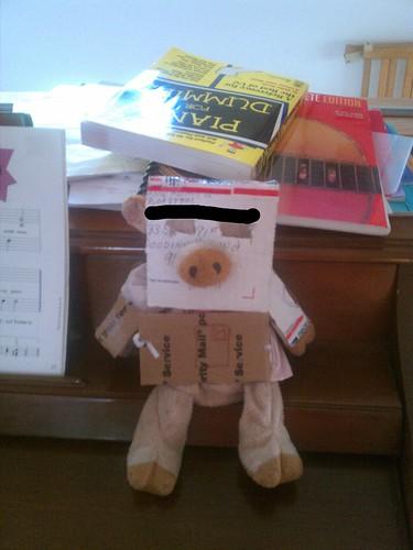 Piggy Robot