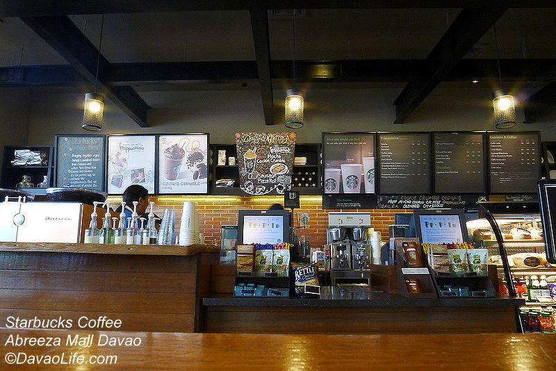 Starbucks Coffee Abreeza Mall Davao - DavaoLife.com