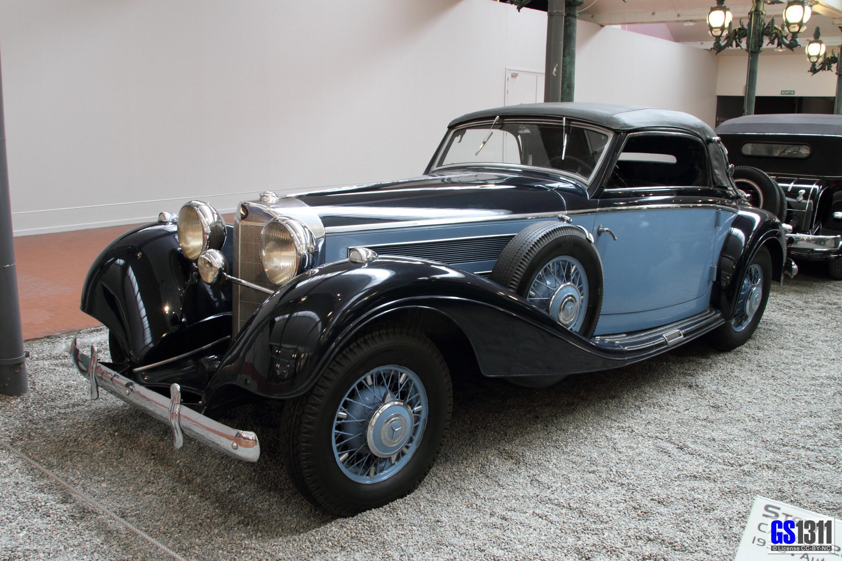 1936 1939 Mercedes Benz W 29 540 K Cabriolet Flickr