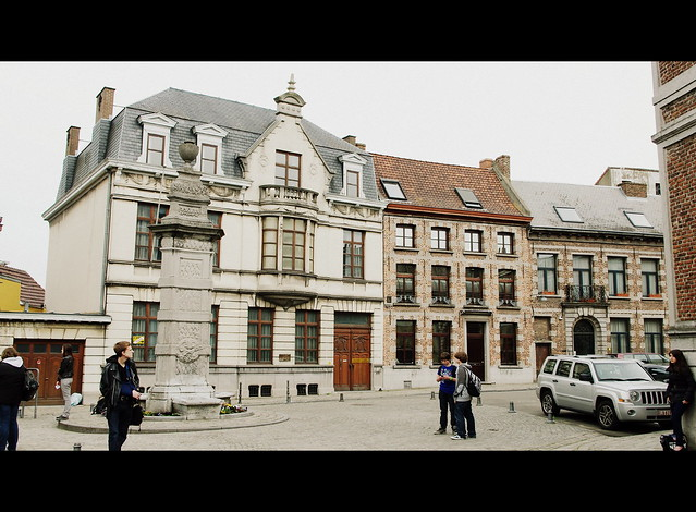 Photo-essay of Mons (Belgium) : European Capital of Culture 2015