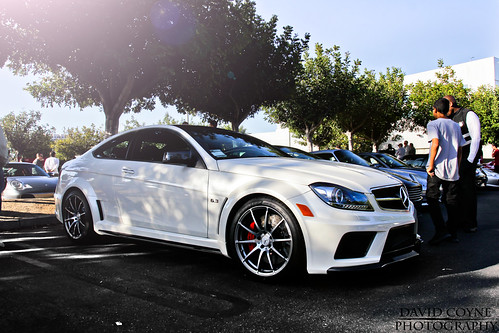 C63 AMG Black Series [Explored]