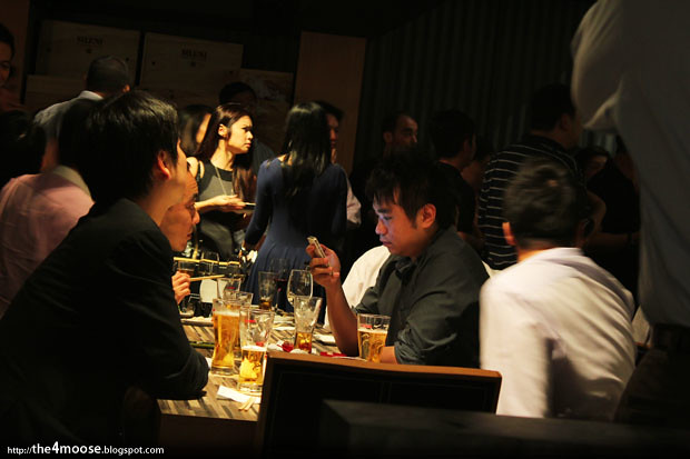 Sansui Japanese Contemporary Dining and Bar - Afterwork