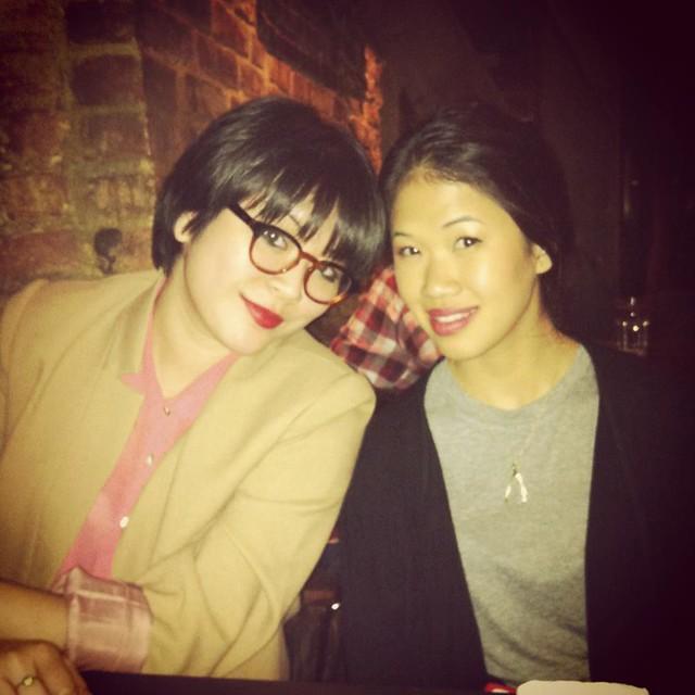 shirlene and me