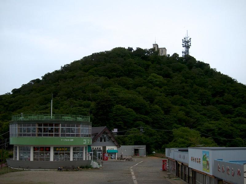 筑波山 男体山